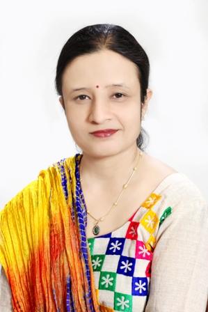 Indira Malik